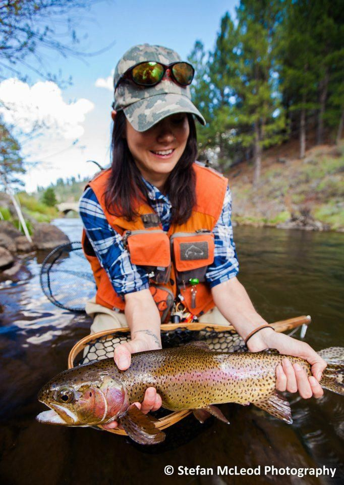 nice rainbow #troutfishingideas   Best Trout Fishing Tips