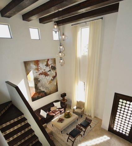 Dise o de interiores doble altura pinterest mariana for Diseno de interiores facebook