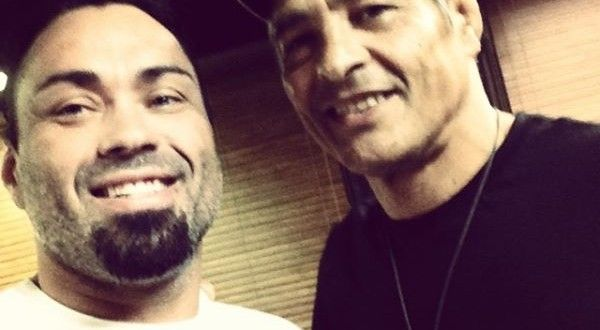 Eddie Bravo demonstrates Rubber Guard to Rickson Gracie | VIDEO | Pro MMA Now