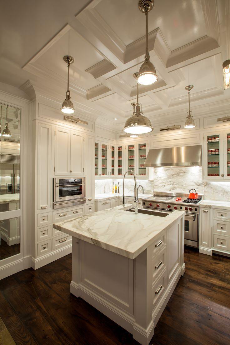 101 best Kitchen Floors images on Pinterest | Kitchen armoire ...
