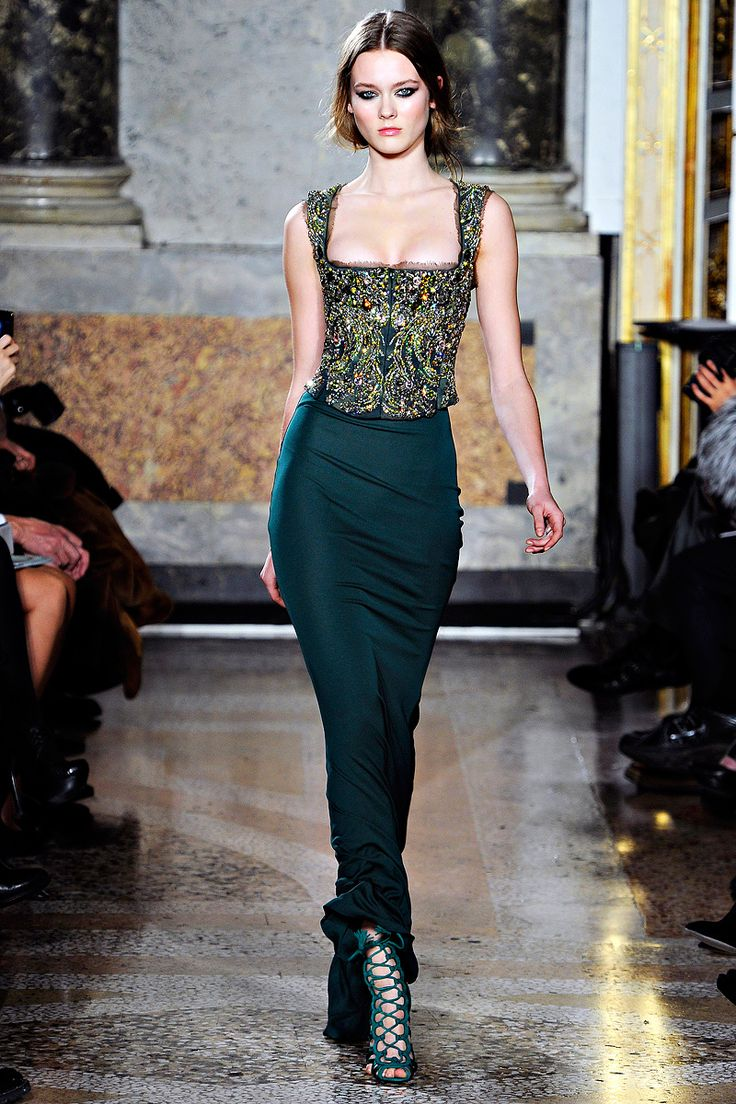 Emilio Pucci Fall 2011 RTW - Review - Fashion Week - Runway, Fashion Shows and Collections - Vogue