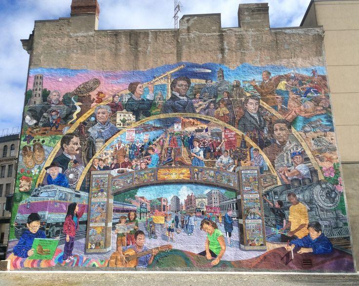 49 best lynn my city images on pinterest lynn for Cape cinema mural
