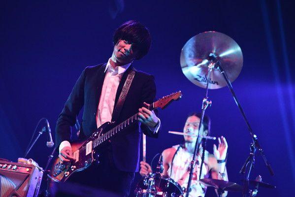 [Champagne]川上洋平2013/12/28 rockin'on Japan present「COUNTDOWN JAPAN 13/14」@幕張メッセ