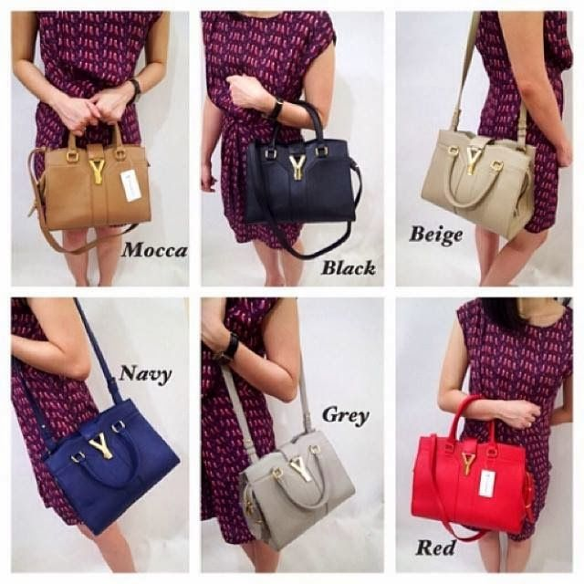 ysl cabas chyc small