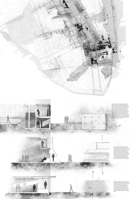 Cool Architecture Design Drawings 142 best architecture drawings/models images on pinterest