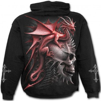 Sudadera Serpent Infection Spiral / XT3392