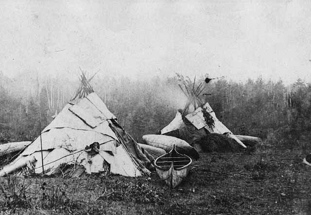 American Indian's History: Native American Myths and Legends: The Toad Woman