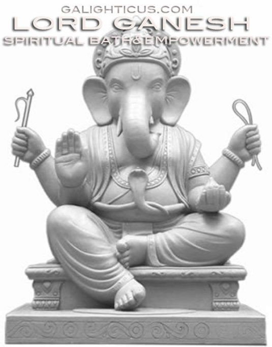 spiritual baths for money