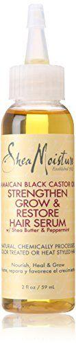 Shea Moisture Jamaican Black Castor Oil Strengthen, Grow & Restorative Hair Serum 2oz Shea Moisture http://www.amazon.com/dp/B00MXDHX02/ref=cm_sw_r_pi_dp_8S-ewb0EW1CPQ