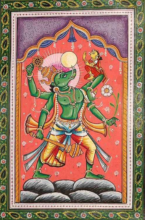 pakb023_varaha_avatara_the_ten_incarnations_lord_vishnu.jpg 496×750 pixels