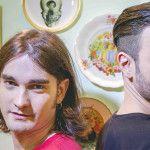El dúo argentino de diseñadores Artefacto ha conseguido consolidarse con una propuesta decorativa en la que los platos antiguos de porcelana asumen el papel protagonista
