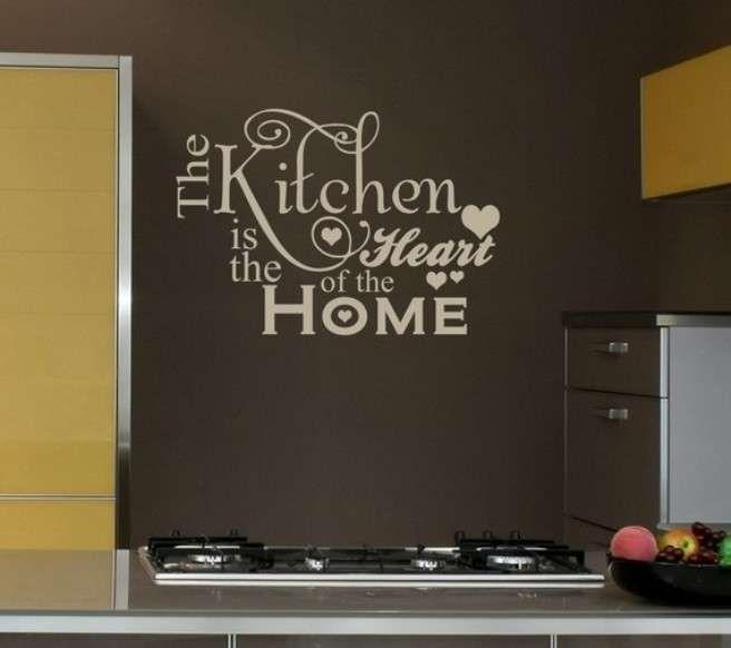 Decorazioni pareti di casa con scritte nel 2019 | Decorare pareti ...