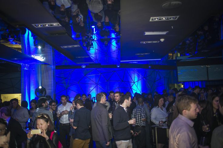 Airpush Cocktail party, #MWC15, #fun, Graphite Software