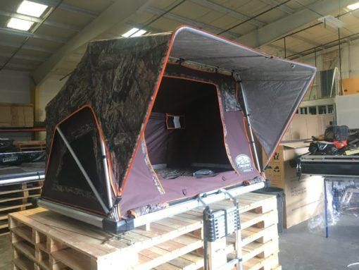 Adventure Series M55 Manual Tent [Clearance Tent #15]