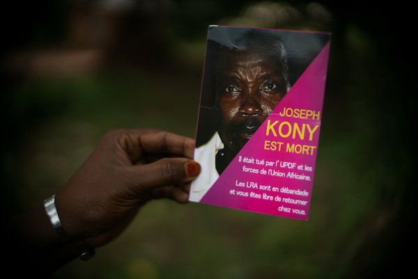 Ordered to Catch a Warlord Ugandan Troops Are Accused of Hunting Girls