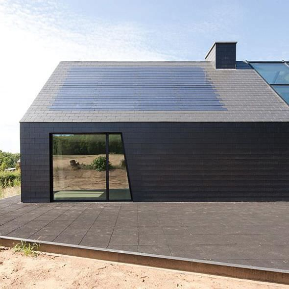 17 best images about composite architecture on pinterest for Fiber cement composite roofing slate style