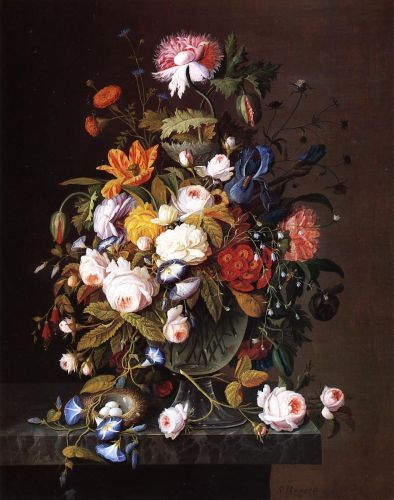 Google Image Result for http://www.artilim.com/painting/r/roesen-severin/floral-still-life-with-birds-nest.jpg