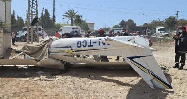 Atlasabinfo سقطت مساء اليوم الخميس 20 غشت الجاري بمنطقة العصام في مدينة القنيطرة طائرة خفيفة من النوع الصغير المخصص لل Racing Car Vehicles