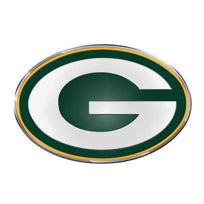 Logo Auto Emblem - Green Bay Packers