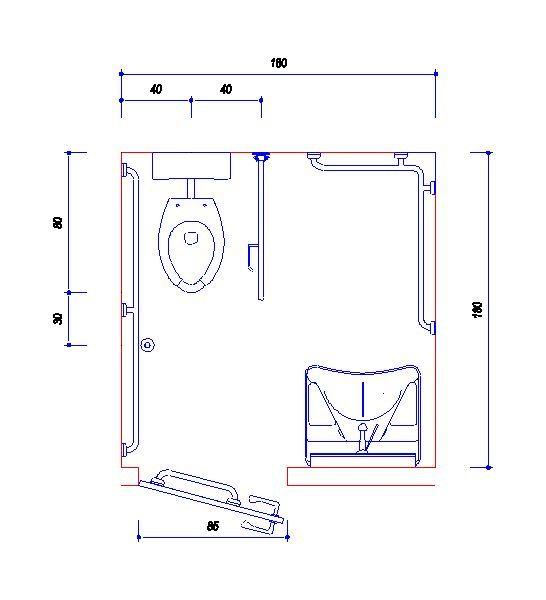 Adesivo De Espelho Para Banheiro ~ As 25 melhores ideias de Acessibilidade para deficientes