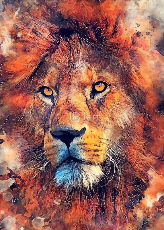 Lion art #lion #animals