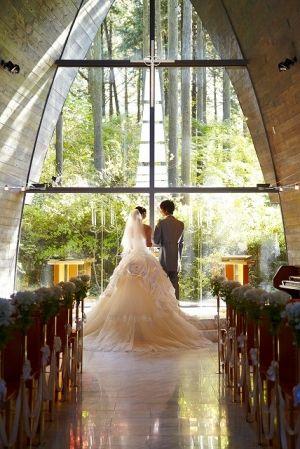 箱根なら和婚だけじゃなく自然の中でのリゾート婚も叶う!