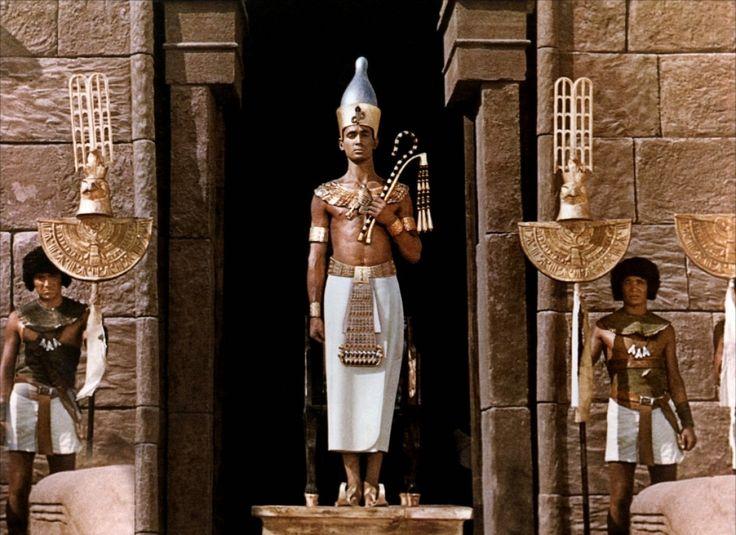 """""""Faraon"""" (1965) reż. Jerzy Kawalerowicz // 36. Film polski nominowany do Oscara // Filmowe Wyzwanie 2015"""