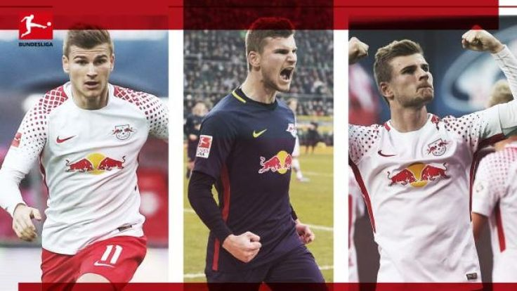The rise and rise of RB Leipzig's Timo Werner from Mario Gomez fan to Germany's number one forward: When Timo Werner was still at school,…