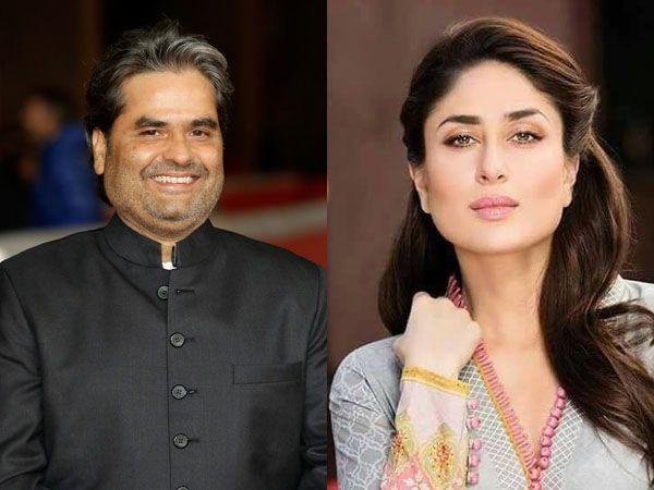 Vishal Bhardwaj: I hope to work with Kareena Kapoor Khan again