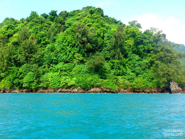 Umang Island, Lampung