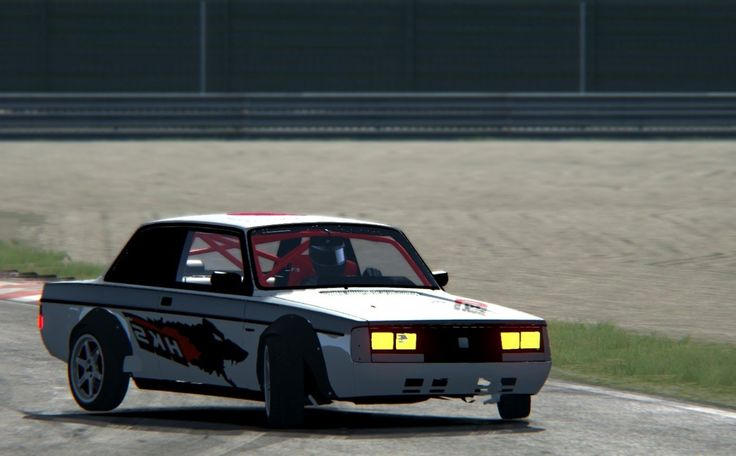 assetto corsa volvo 242 turbo drift magione gtm virtua super cars pin. Black Bedroom Furniture Sets. Home Design Ideas
