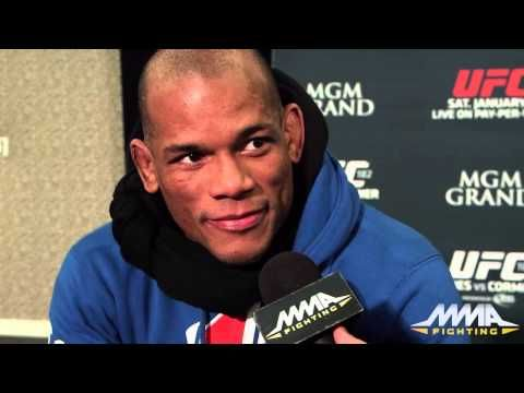 UFC 182: Hector Lombard Wants to 'Smack' Josh Burkman Over 'Bull Crap' |
