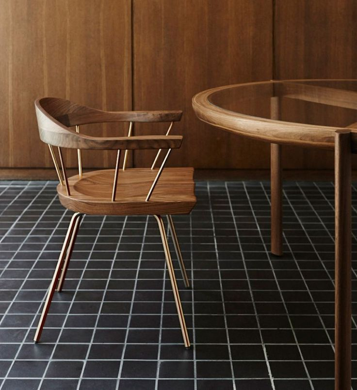 Spindle Chair I - Decoist