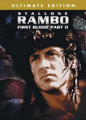 Directed by George P. Cosmatos.  With Sylvester Stallone, Richard Crenna, Charles Napier, Steven Berkoff. John Rambo is released from prison by the government for a top-secret covert mission to the last place on Earth he'd want to return - the jungles of Vietnam.