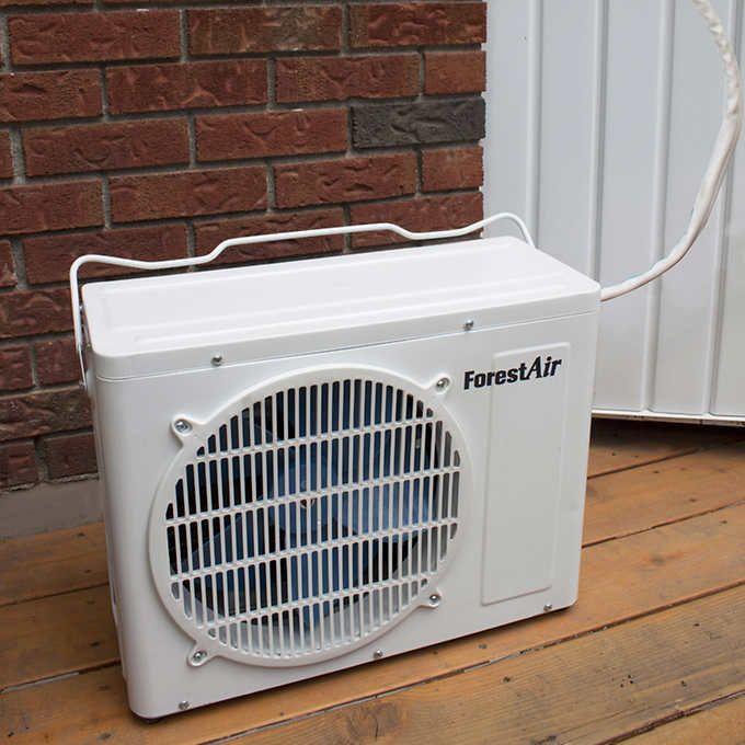 Forest Air Mini Split 8000 Btu Portable Air Conditioner Forest Air
