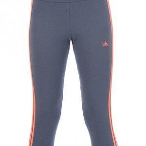 adidas Performance Ess 3S 3-4 Tight Leggings Grey eMzansi online shopping