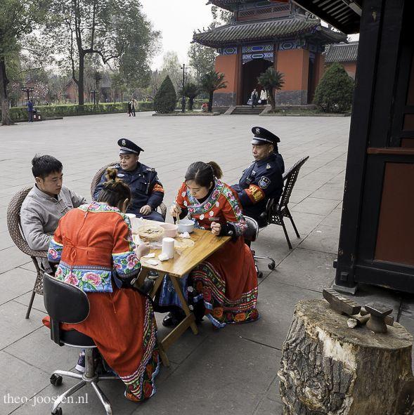 Chengdu park 2017