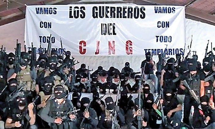 <p>*Trabados en las luchas por el control del Cártel de Sinaloa, los grupos que se disputan la hegemonía dentro de esta organización delictiva