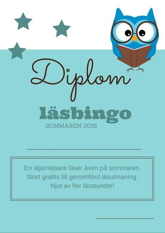 Diplom_läsbingo