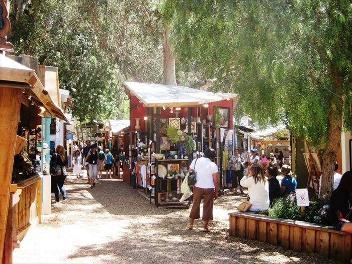 Sawdust Art Festival - Laguna Beach, CA