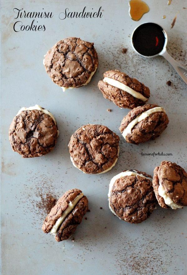 ... Chocolate Cookies, Mascarpone Filling, Espresso Chocolate, Sandwich