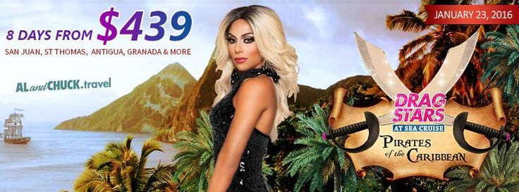 Well ALandCHUCK.travel #WCW goes out to our Newest Artist to join the #DragStarsAtSea #NorthAmerica #PiratesofTheCaribbean Cruise.........  Everyone Give a big #Halleloo to our newest Member to join our Cruise......... Welcome a Pro-Pro-Pro-PROFESSIONAL........ Miss Shangela Laquifa Wadley  #ALandCHUCK #RuPaul #NorthAmerica #Season2 #Season3 #Cruise #SaintCroix #SanJuan
