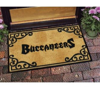 Tampa Bay Buccaneers Door Mat - like