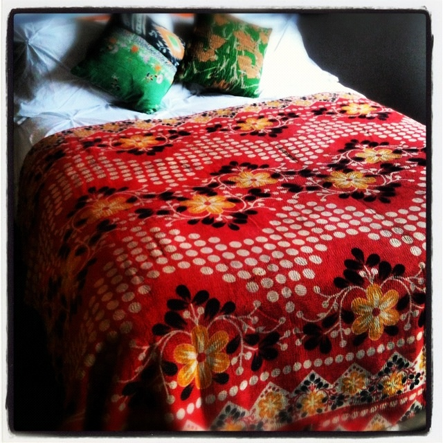 Vintage Kantha Quilts www.eclecticrhythm.com.au