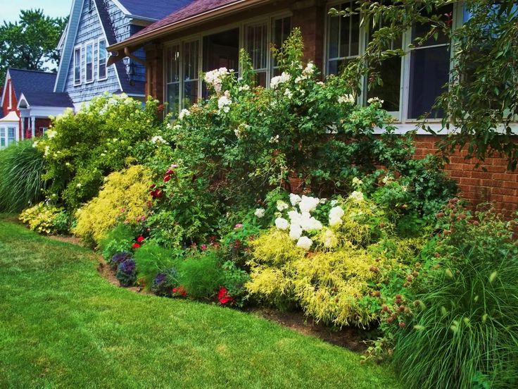 homey cottage garden design - Garden Design Cottage Style