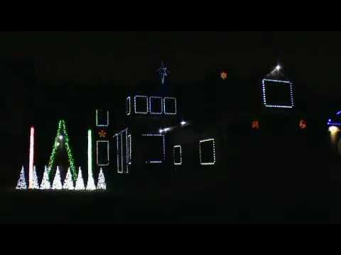 pjanoo 2009 mattsonlightscom computerized christmas lights - Computerized Christmas Lights