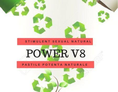 Power V8 este un stimulent sexual 100% natural, ce previne cazurile de EJACULARE PRECOCE, IMPOTENTA, IMPOTENTA PSIHICA. Cu aceste pastile pentru potenta Power V8, ai garantia erectiilor 72 de ore - http://powerv8.ro