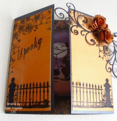 chocolate baroque cards