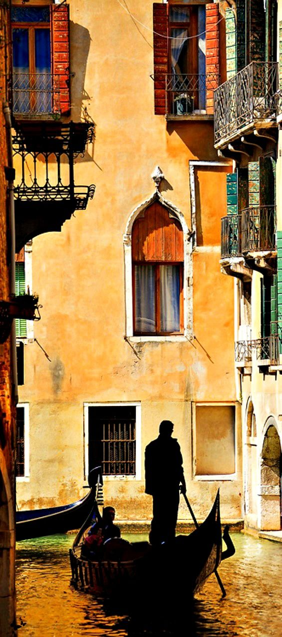 Travelling - Vinece, Italy
