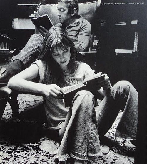 Serge Gainsbourg y Jane Birkin. http://www.veniracuento.com/